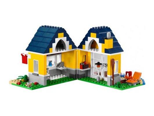 Конструктор Lego 31035 Криэйтор Домик на пляже