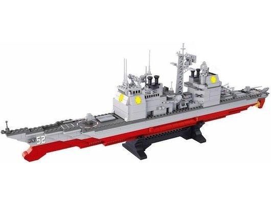Конструктор SLUBAN 38-0390 Корабль