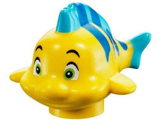 Конструктор Lego 41063 Принцессы Подводный дворец Ариэль