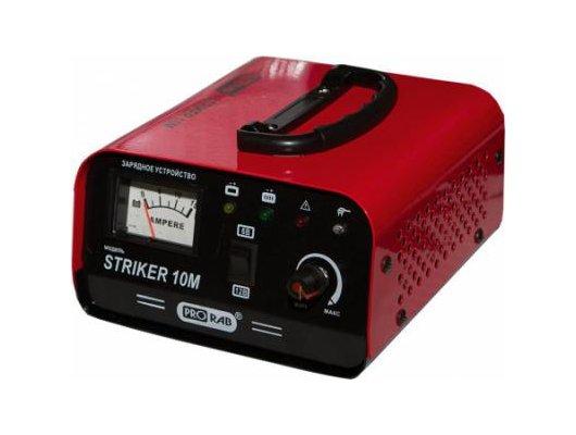 Автомобильное зарядное устройство Prorab Striker 10M