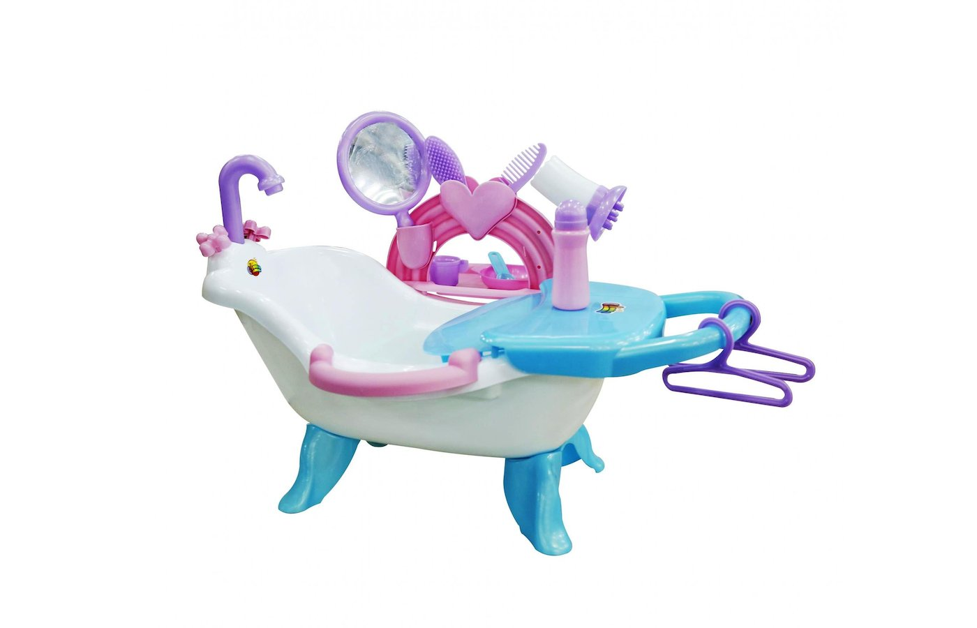 Игрушка Полесье 47250 Набор для купания кукол №2
