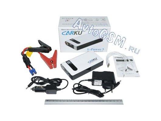 Пуско-зарядное устройство CARKU E-Power-3