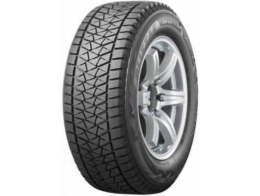 Шина Bridgestone Blizzak DM-V2 255/55 R19 TL 111T XL