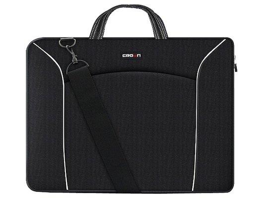 Кейс для ноутбука CROWN CMB-435 черный