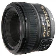 Фото Объектив Nikon 50mm f/1.8G AF-S Nikkor (JAA015DA)