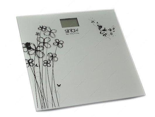 Весы напольные SINBO SBS-4429 серый