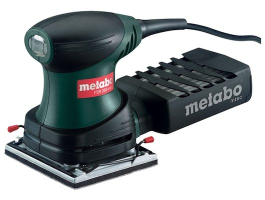 Виброшлифовальная машина METABO FSR 200 Intec