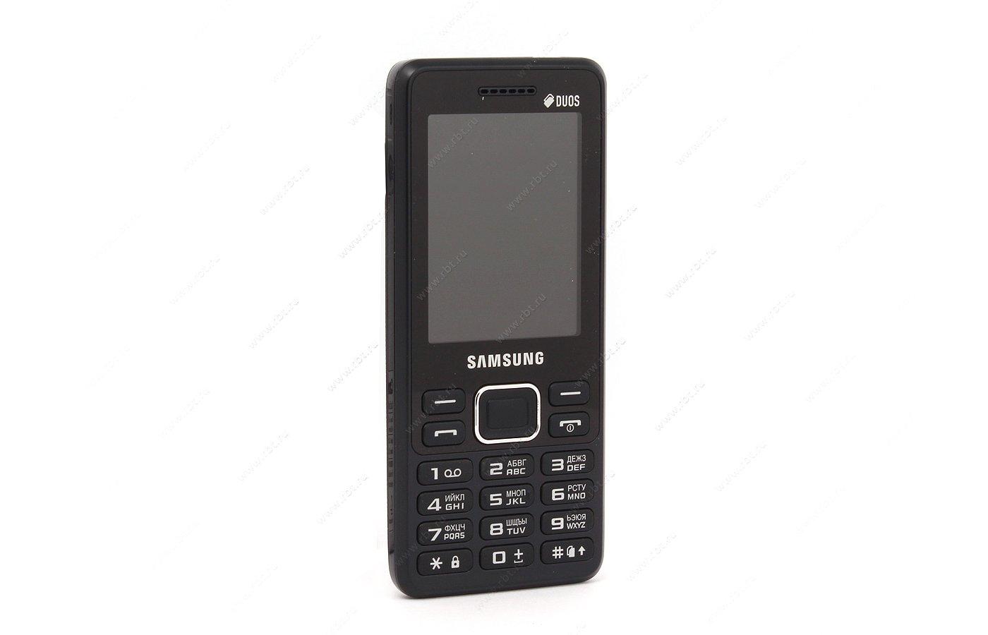 Мобильный телефон Samsung SM-B350E blue-black