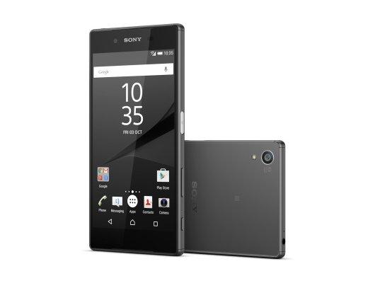Смартфон SONY E6683 Xperia Z5 Dual black