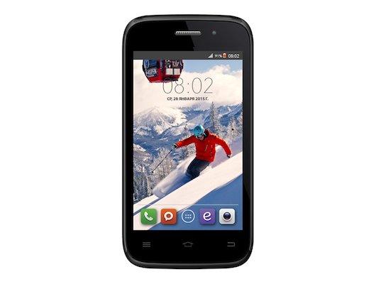 Смартфон BQ BQS-4010 Aspen Black