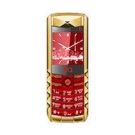 Мобильный телефон BQ BQM-1406 Vitre Gold Edition Red