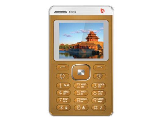 Мобильный телефон BQ 1404 Beijing Gold