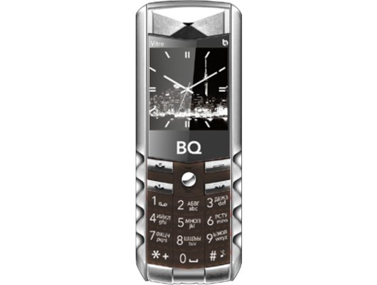 Мобильный телефон BQ BQM-1406 Vitre Brown