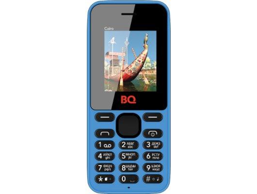 Мобильный телефон BQ BQM-1804 Cairo Blue