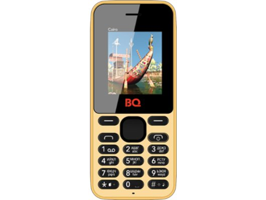 Мобильный телефон BQ BQM-1804 Cairo Coffee