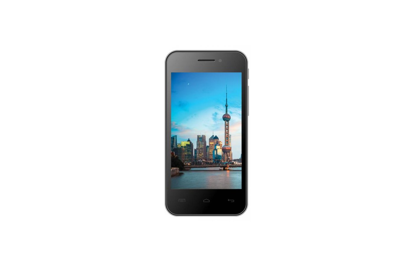Смартфон BQ BQS-4008 Shanghai Pink
