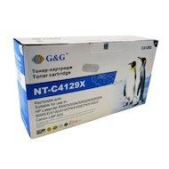 Фото Картридж лазерный GG NT-C4129X Совместимый HP LaserJet 5000/5100 (10000 стр)