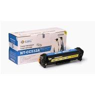 Фото Картридж лазерный GG NT-CC532A Совместимый желтый для HP Color LaserJet CM2320/CP2025 Canon MF8330/8350 (2800стр)