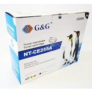 Фото Картридж лазерный GG NT-CE255A Совместимый для HP LaserJet P3011/P3015/P3016 (6000стр)