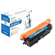 Фото Картридж лазерный GG NT-CE251A Совместимый голубой для HP LaserJet CP3525 (8000стр)