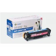Картридж лазерный GG NT-CE413A пурпурный для HP LaserJet Pro300 color M351 Pro400 color M451