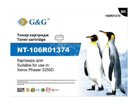 Картридж лазерный GG NT-106R01374 Совместимый для Xerox Phaser 3250D (5000стр)