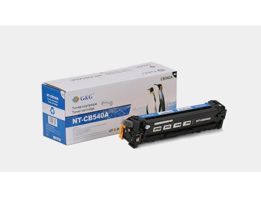Картридж лазерный GG NT-CB540A Совместимый черный для HP Color LaserJet CM1312 CP1215/1515/1518 (2200 стр)