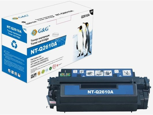Картридж лазерный GG NT-Q2610A Совместимый для HP Laser Jet 2300/2300L/2300N/2300DN/2300DTN (6000стр)