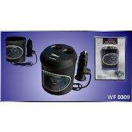 Фото Разветвитель  VOYAGE WF-0309  2 гнезда + 2 USB