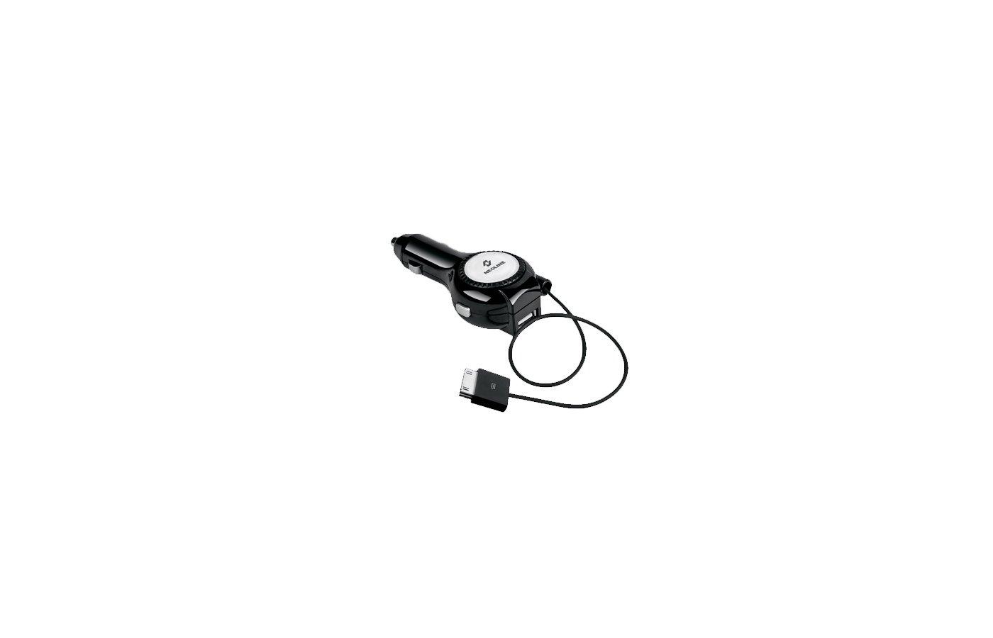 Зарядное устройство Neoline Volter R30 АЗУ с автосмоткой кабеля 30-pin для Apple