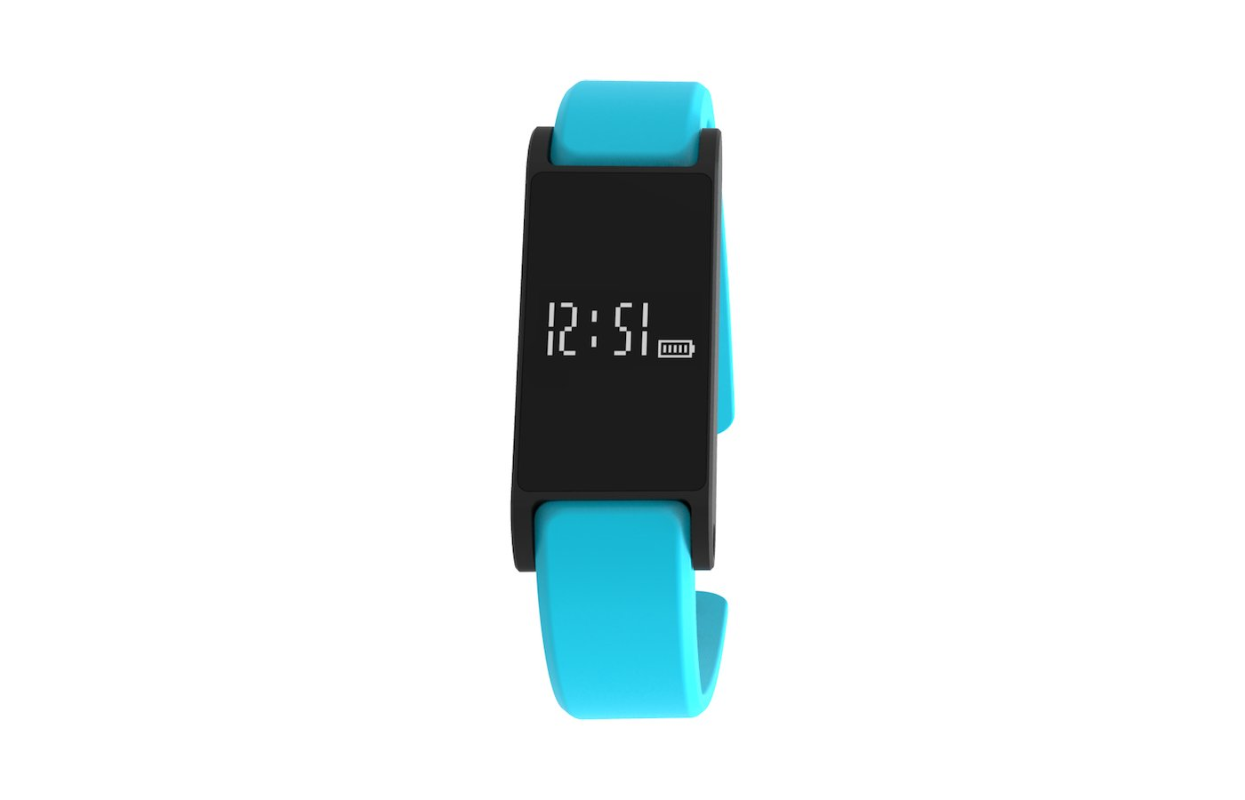 Смарт-браслет BQ-W003 синий