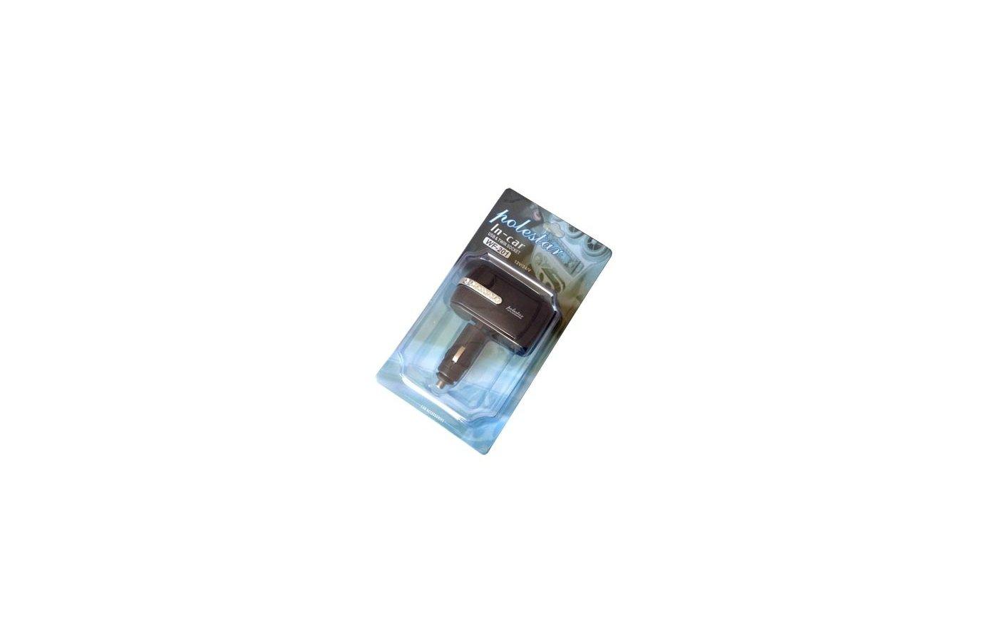 Разветвитель  VOYAGE WF-201  2 гнезда + USB