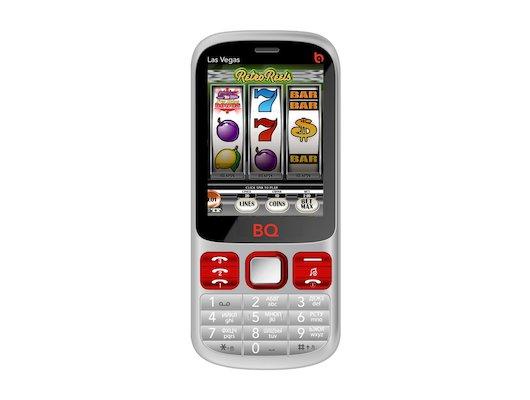 Мобильный телефон BQ 2601 Las Vegas White