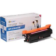 Фото Картридж лазерный GG NT-CE403A Совместимый пурпурный для HP LaserJet EGG NTerprise 500 color M551 (6000стр)
