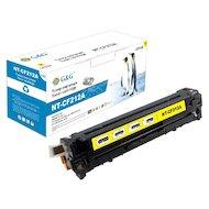 Картридж лазерный GG NT-CF212A желтый для НР LaserJet Pro200 Color M251n/M251nw/M276n/M276nw