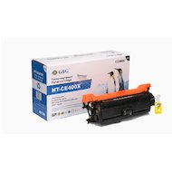 Фото Картридж лазерный GG NT-CE400X Совместимый черный для HP LaserJet EGG NTerprise 500 color M551 (11000стр)