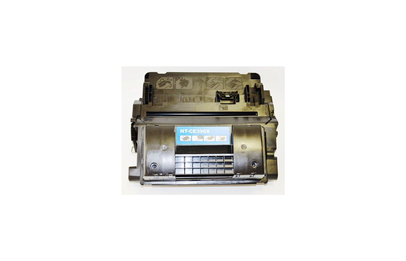 Картридж лазерный GG NT-CE390X Совместимый для HP LaserJet EGG NTerprise 600 M602/603 M4555MFP (24000стр)