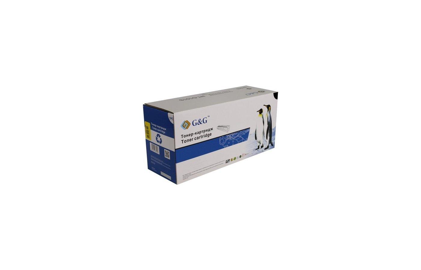 Картридж лазерный GG NT-CF281X для HP LaserJet Enterprise Flow MFP M605/606/630 (25000стр)