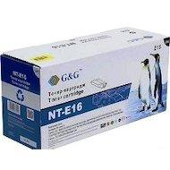 Картридж лазерный GG NT-E16 для Canon FC-128/206/208/210/220/224/226/230/330/336 PC-860/890 (2000стр)