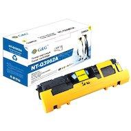 Картридж лазерный GG NT-Q3962A Совместимый желтый для HP Color LaserJet 1500/2500/2550 Canon LBP-5200 (4000стр)