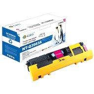 Фото Картридж лазерный GG NT-Q3963A Совместимый пурпурный для HP Color LaserJet 1500/2500/2550 Canon LBP-5200 (4000стр)