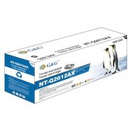 Фото Картридж лазерный GG NT-Q2612AX Совместимый для HP LaserJet 1020/1022/3015/3020/3030 M1005/1319 (3000стр)