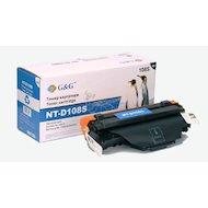 Фото Картридж лазерный GG NT-D108S Совместимый для Samsung ML-1640/2240/2241 (1500стр)