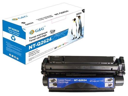 Картридж лазерный GG NT-Q2624(A) Совместимый для НР LaserJet 1150 (2500стр)