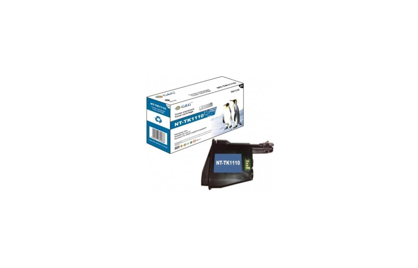 Картридж лазерный GG NT-TK1110 Совместимый для Kyocera FS-1040/1020MFP/1120MFP (2500стр)