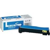 Фото Картридж лазерный Kyocera TK-540C для FS-C5100DN. Синий. 4000 страниц.