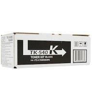 Фото Картридж лазерный Kyocera TK-540Bk для FS-C5100DN. Чёрный. 5000 страниц.