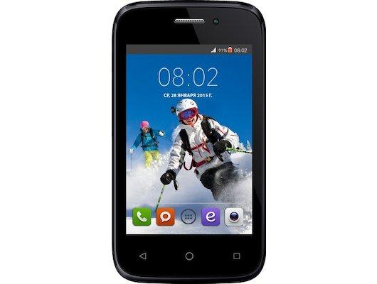 Смартфон BQ BQS-3510 Aspen Mini White