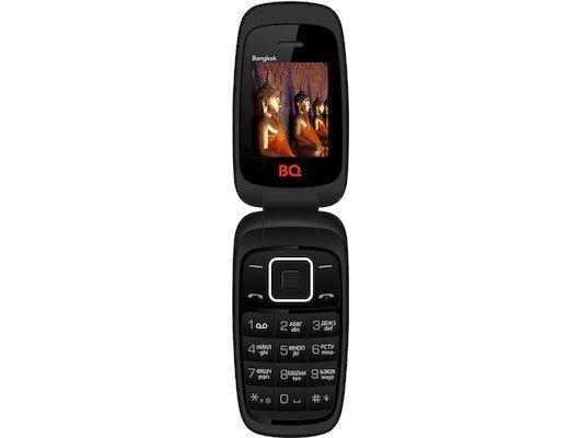 Мобильный телефон BQ 1801 Bangkok Black