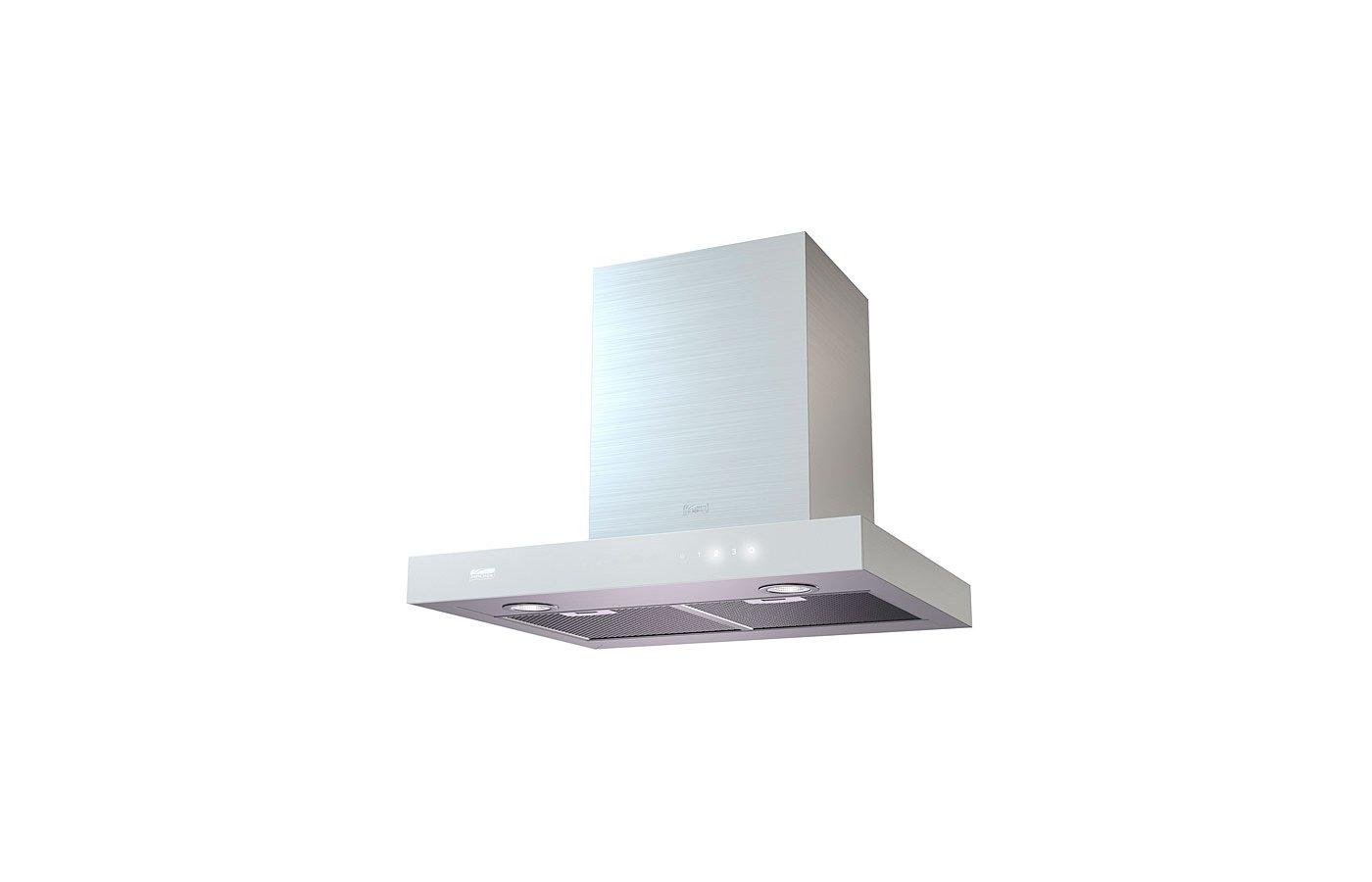 Вытяжка KRONA PAOLA 600 inox/white sensor